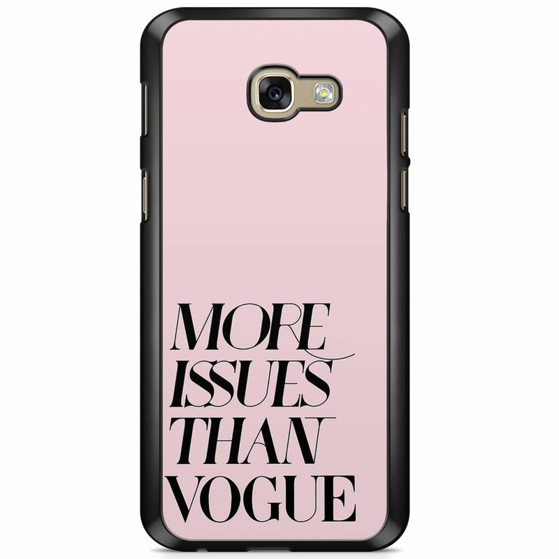 Samsung Galaxy A5 2017 hoesje - Vogue issues