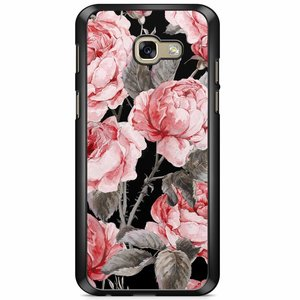 Samsung Galaxy A5 2017 hoesje - Moody florals
