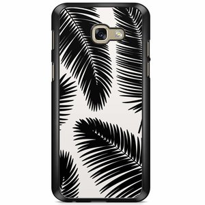 Samsung Galaxy A5 2017 hoesje - Palm leaves silhouette