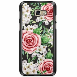Samsung Galaxy A5 2017 hoesje - Rose story