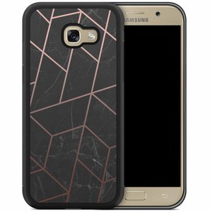 Samsung Galaxy A5 2017 hoesje - Marble grid