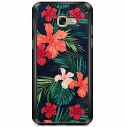 Samsung Galaxy A5 2017 hoesje - Flora
