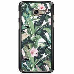 Samsung Galaxy A5 2017 hoesje - Tropical banana