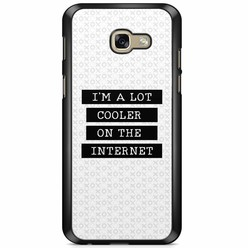 Samsung Galaxy A5 2017 hoesje - Cooler on the internet