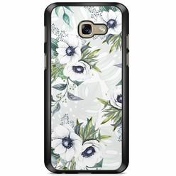 Samsung Galaxy A5 2017 hoesje - Floral art