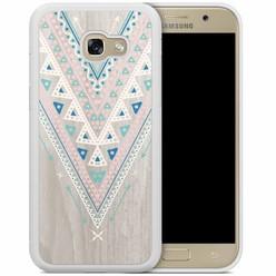 Casimoda Samsung Galaxy A5 2017 hoesje - Arrow wood