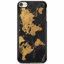 iPod touch 6 hoesje - Wereldmap