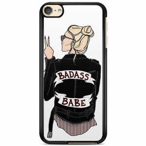 iPod touch 6 hoesje - Badass girl