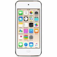 iPod touch 6 hoesje - Marmer zwart