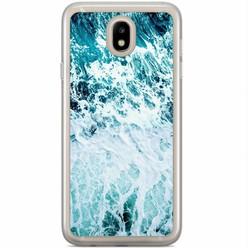 Casimoda Samsung Galaxy J5 2017 siliconen hoesje - Oceaan