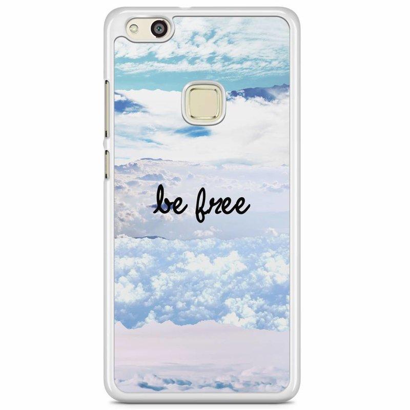 Huawei P10 Lite hoesje - Be free