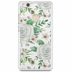 Huawei P10 Lite hoesje - lovely flora