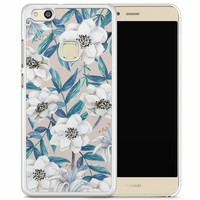 Huawei P10 Lite hoesje - Touch of flowers