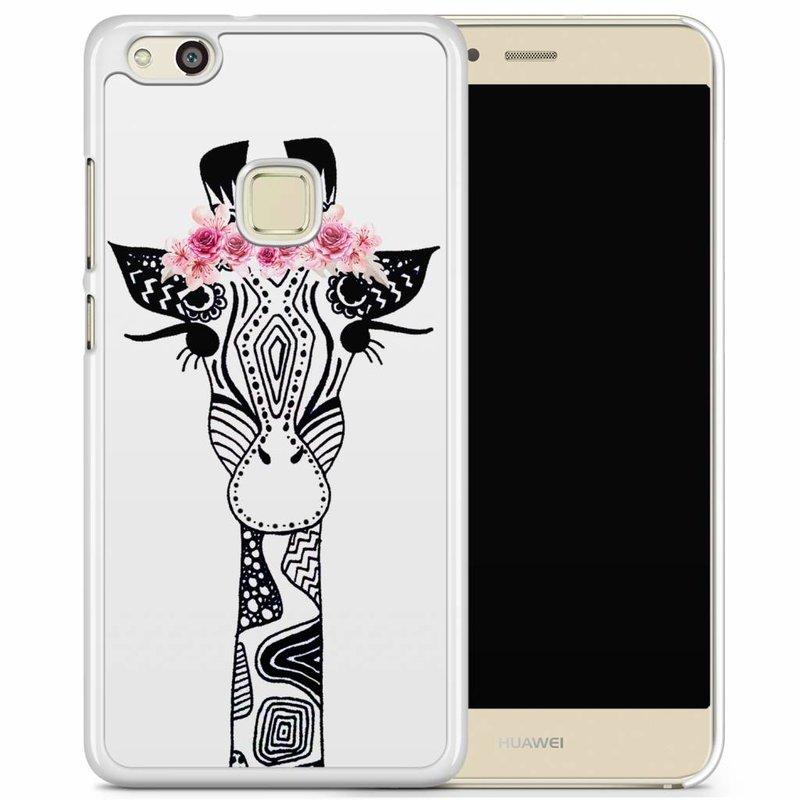 Huawei P10 Lite hoesje - Giraffe