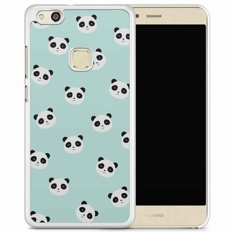 Huawei P10 Lite hoesje - Panda's