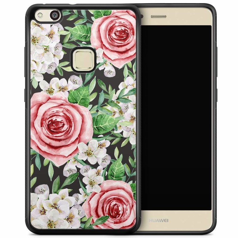 Huawei P10 Lite hoesje - Rose story