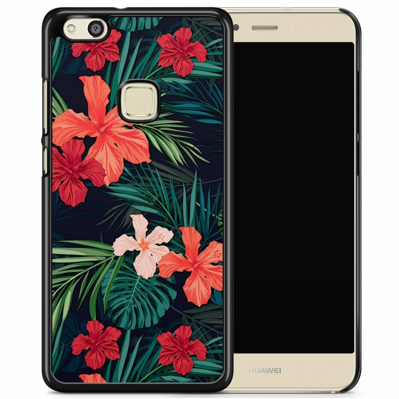 Huawei P10 Lite hoesje - Flora