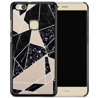 Casimoda Huawei P10 Lite hoesje - Abstract painted