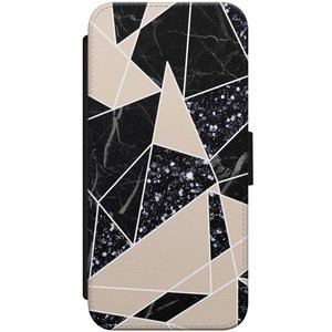 iPhone 8/7 flipcase - Abstract painted