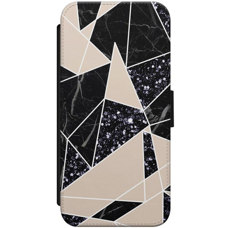 iPhone 7/8 flipcase - Abstract painted