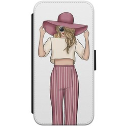 iPhone 8/7 flipcase - Summer girl