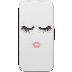 iPhone 8/7 flipcase - Fashion eyelashes