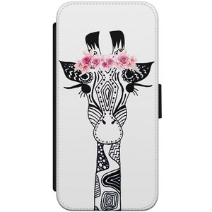 iPhone 8/7 flipcase - Giraffe