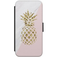 iPhone 7/8 flipcase - Ananas