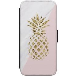 iPhone 8/7 flipcase - Ananas