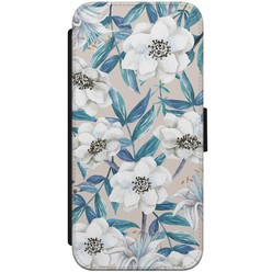 iPhone 8/7 flipcase - Touch of flowers