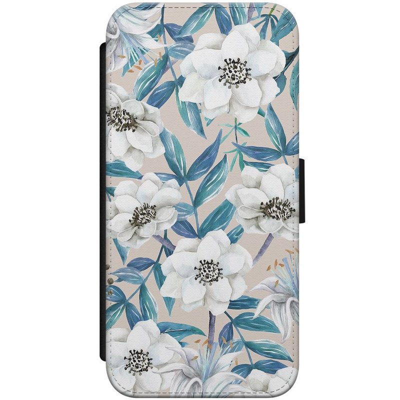 iPhone 7/8 flipcase - Touch of flowers