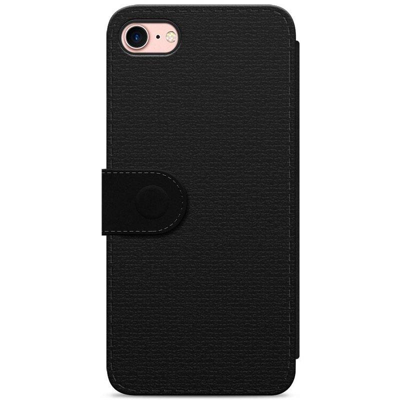 iPhone 7/8 flipcase - Stone grid