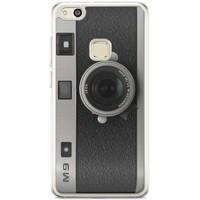 Casimoda Huawei P10 Lite siliconen hoesje - Camera