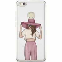 Casimoda Huawei P10 Lite siliconen hoesje - Summer girl