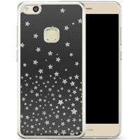 Casimoda Huawei P10 Lite siliconen hoesje - Falling stars