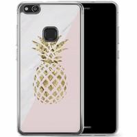 Casimoda Huawei P10 Lite siliconen hoesje - Ananas