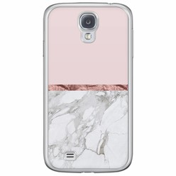 Samsung Galaxy S4 siliconen hoesje - Rose all day