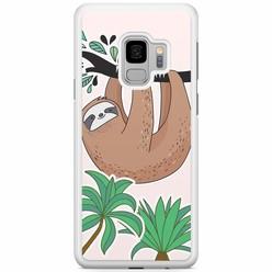 Samsung Galaxy S9 hoesje - Luiaard