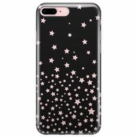 iPhone 8 Plus/7 Plus transparant hoesje - Sky full of stars