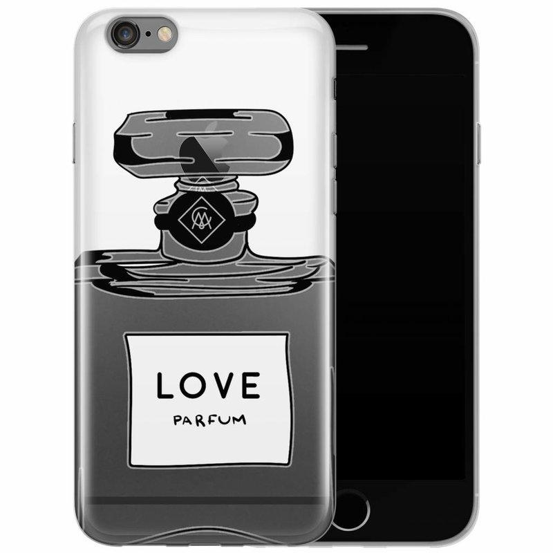 iPhone 6/6s siliconen hoesje - Parfum