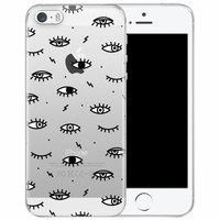 iPhone 5/5s/SE hoesje - Eye see you