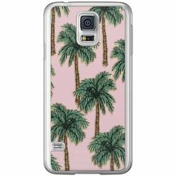 Samsung Galaxy S5 (Plus) / Neo siliconen hoesje - Bora bora