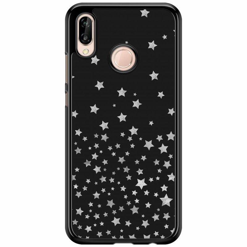 Huawei P20 Lite hoesje - Falling stars
