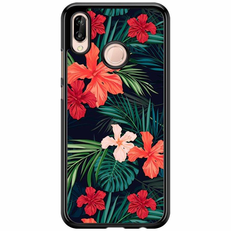Huawei P20 Lite hoesje - Flora