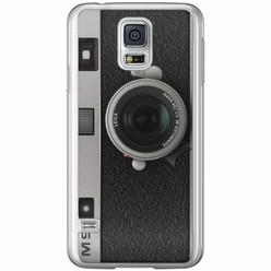 Casimoda Samsung Galaxy S5 (Plus) / Neo siliconen hoesje - Camera