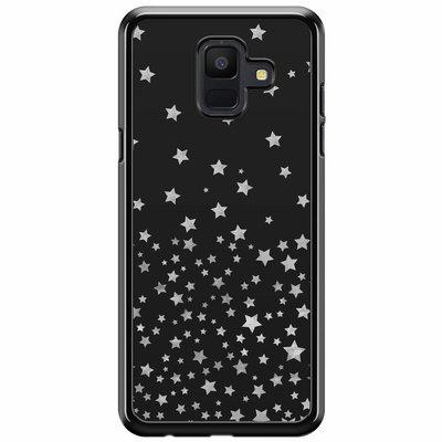 Casimoda Samsung Galaxy A6 2018  hoesje - Falling stars
