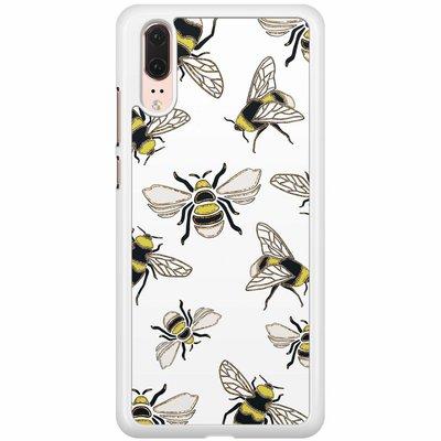 Casimoda Huawei P20  hoesje - Queen bee