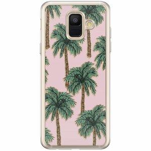 Samsung Galaxy A6 2018 siliconen hoesje - Bora bora
