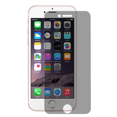 Casimoda iPhone 6/6s screenprotector - Privacy glas