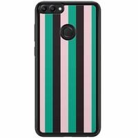 Huawei P Smart hoesje - Stripe vibe